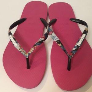 """🌸NEW🌸 Havaianas """"Pink"""" Flip-lops"""